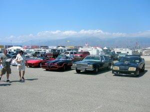 hot cars in a row....