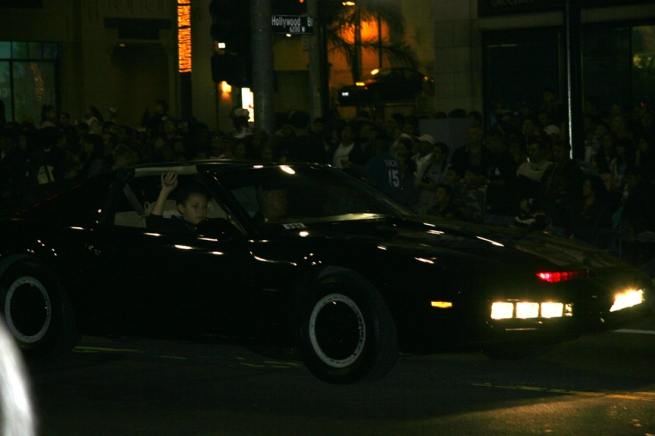 Knight Rider leads the way!
