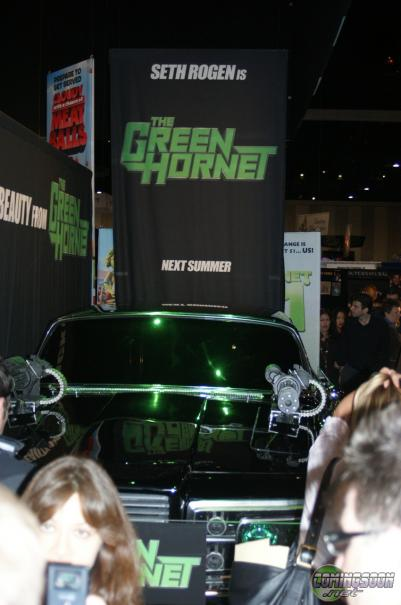 green hornet Comic-Con_2009d
