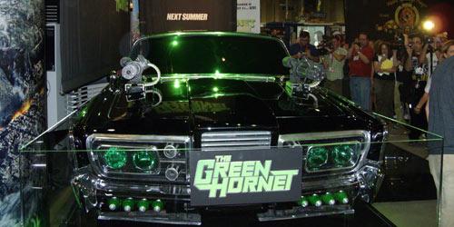 green hornet new