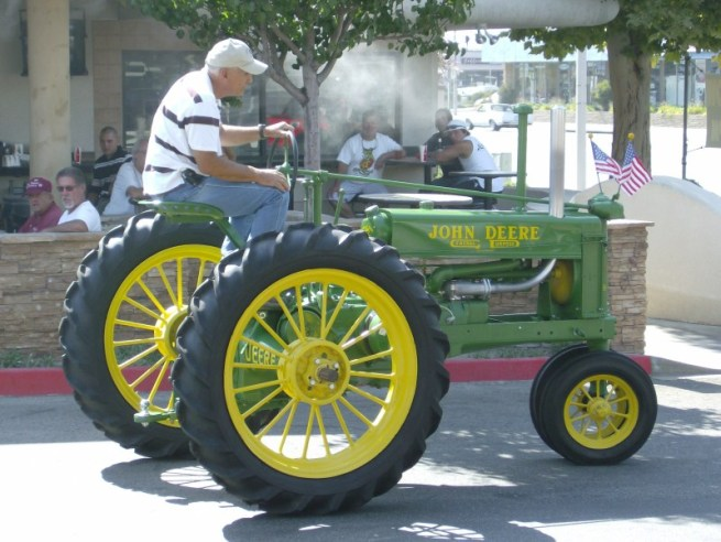 green acres tractor