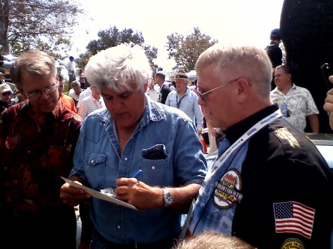 jay leno and paul