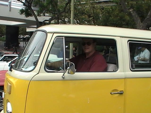 little miss sunshine VW Nate Truman