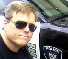 transformers cop car (2) Nate Truman