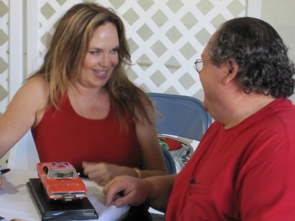 Lou and Catherine Bach