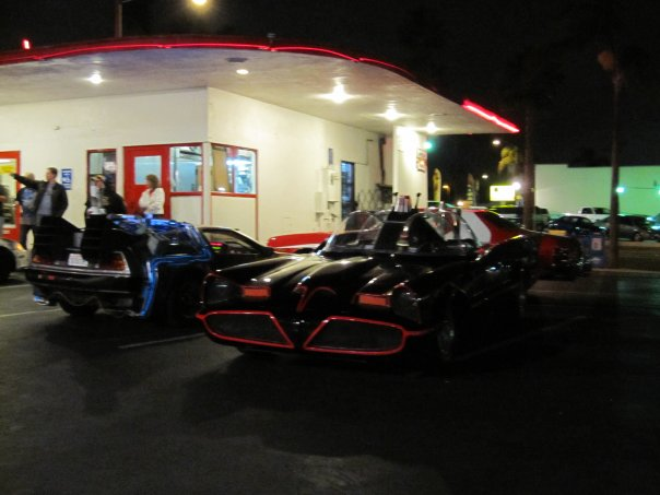 star car dinner