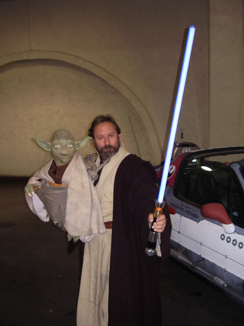 yoda and Obi Shawn