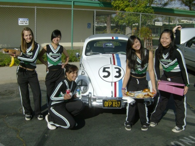 Herbie and the team