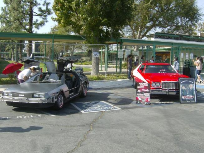 starsky and Hutch and Back to the Future