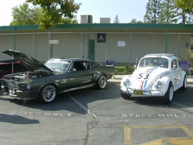 Herbie meets eleanor