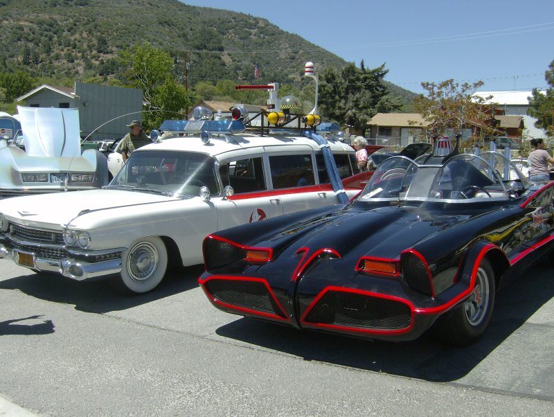 What Type Of Car Is Ghost Rider S Car