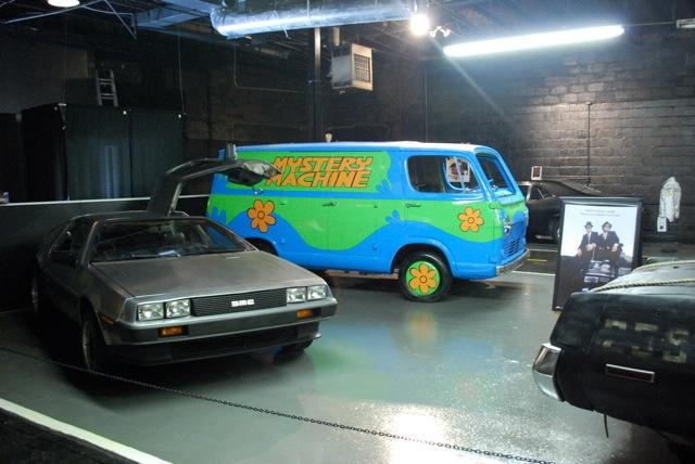 what of car is the mystery machine