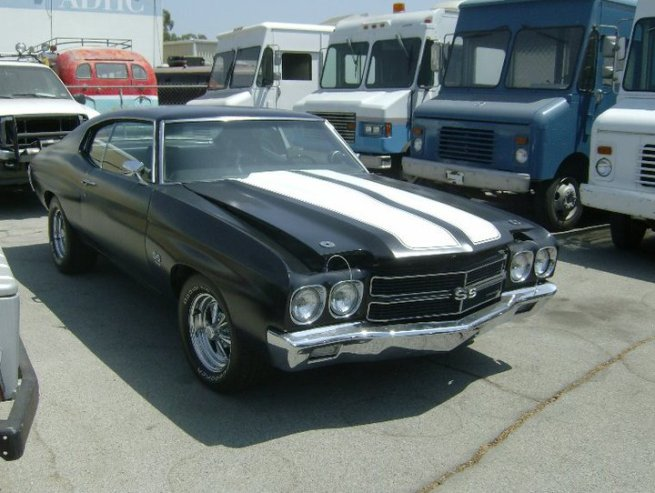 faster SS chevelle 1970