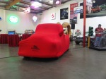 Pre-Unveiling of Redster