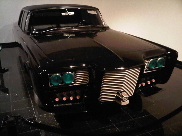 Original Green Hornet. the original GREEN HORNET