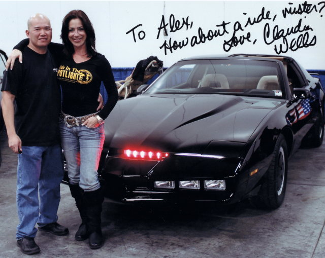 Claudia Wells 2013 Out For Claudia Wells to