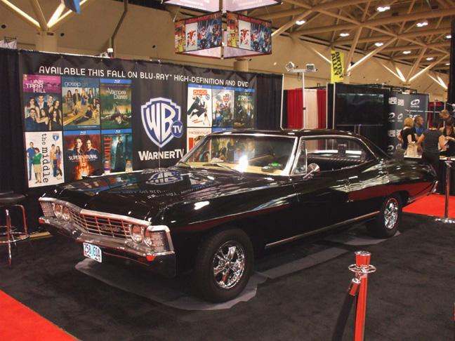 December Star Car Central Famous Movie TV Car News - Classic car studio tv show