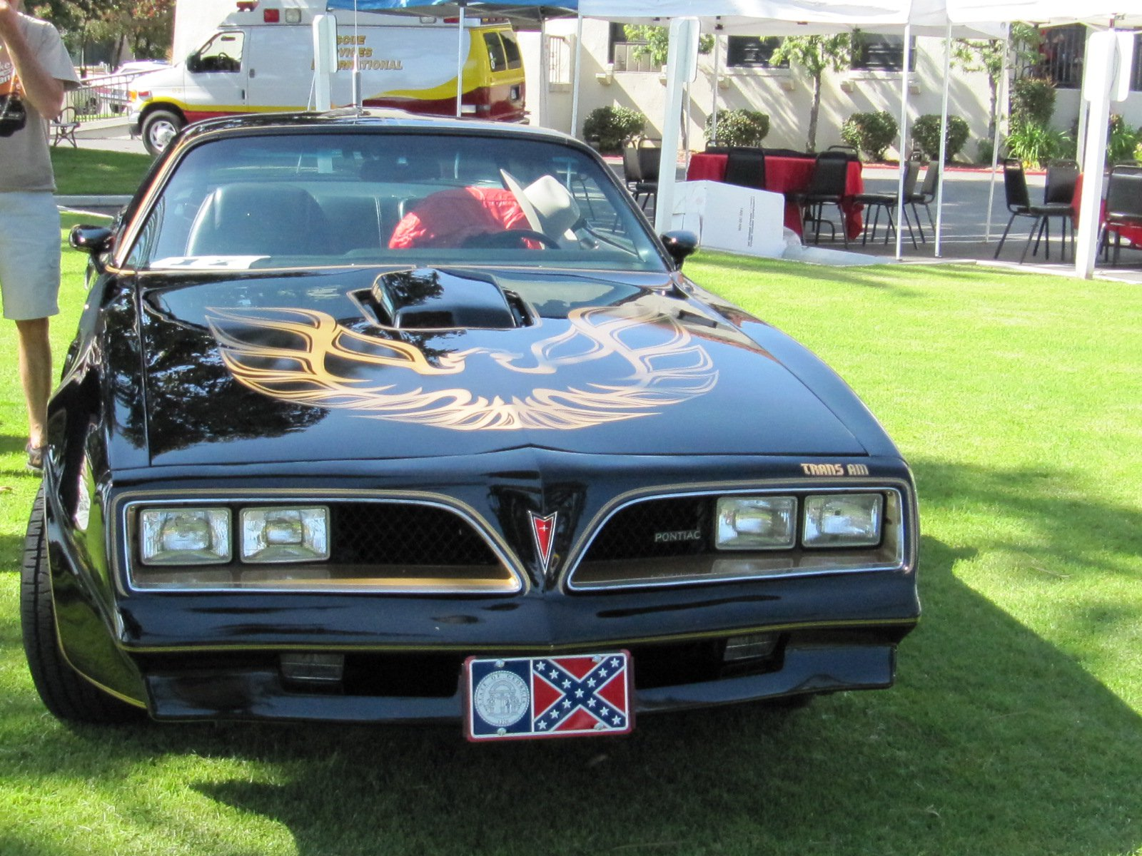 smokey and the bandit star car central famous movie