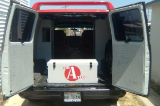 The Making Of The A Team Van Starcarcentral Com Style Mr