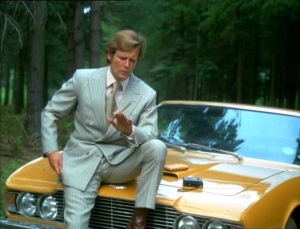 Aston Martin DB persuaders roger moore