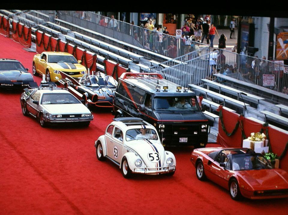 France Star Car Central Famous Movie Tv Car News