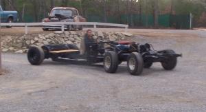 double axle
