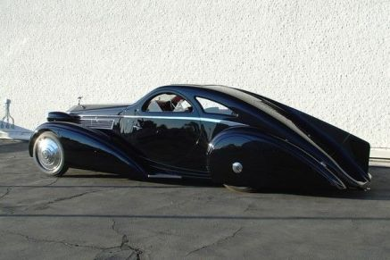 1925 round door rolls royce