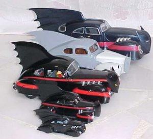 1940s batmobiles