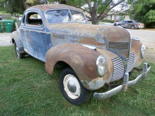 39 dodge craigslist example | Star Car Central - Famous