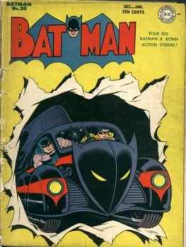 batman #20 batmobile