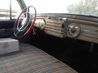 dashboard 1940 lincoln