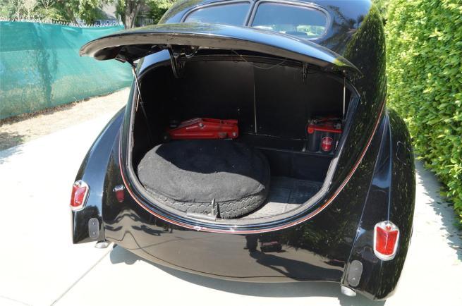 trunk open