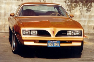 Rockford's Firebird